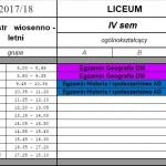 egzaminy 16.06.2018